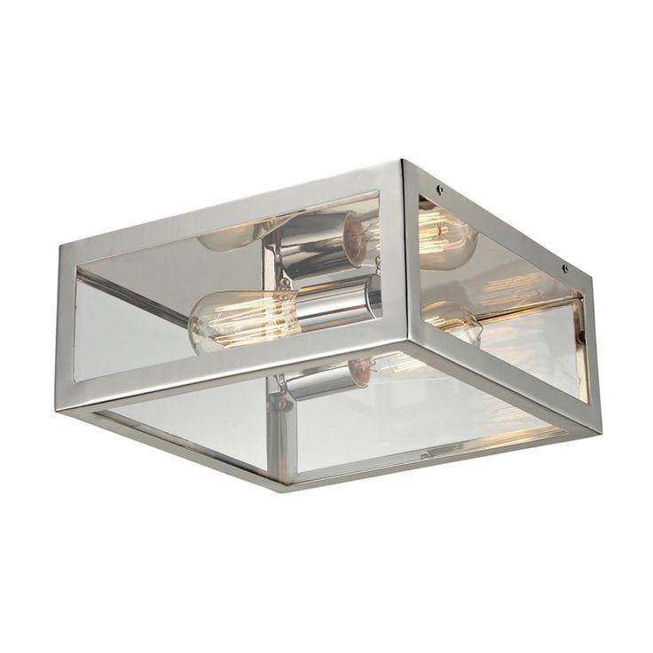 Modern Industrial Ceiling Light - Shades of Light