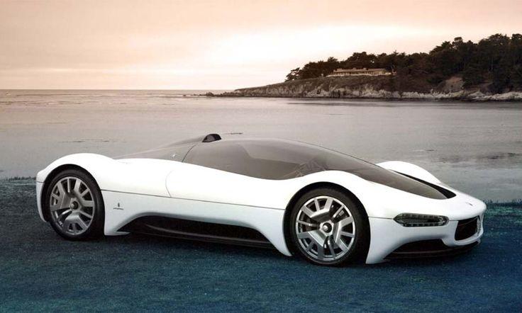 Maserati Birdcage 75th Anniversary Edition Pininfarina | The ...