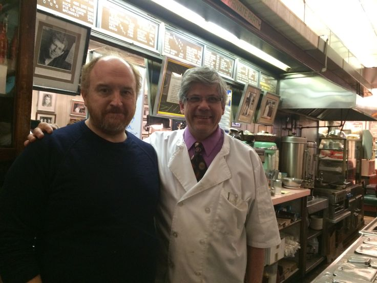 Lexington Candy Shop is thrilled to be included in the new season of Louie!
