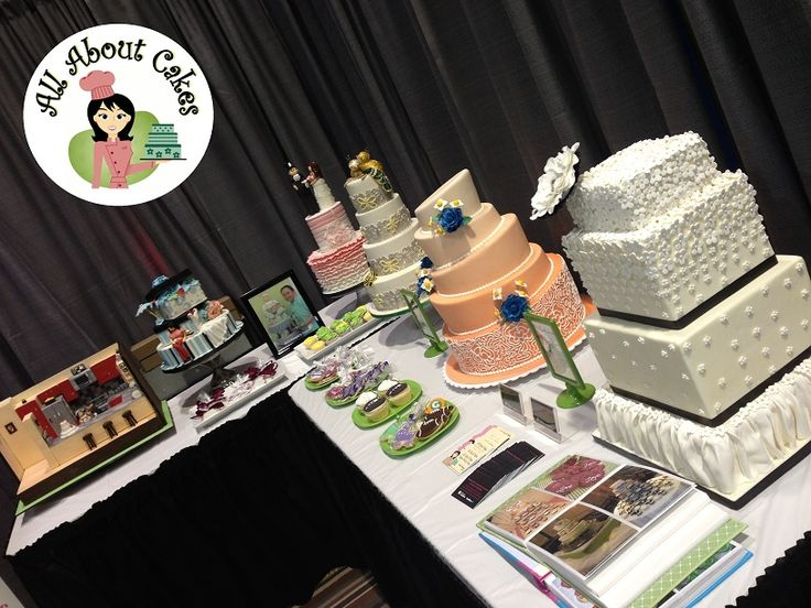 wedding cake expo ideas 78 best images about bridal show booth ideas on 22575