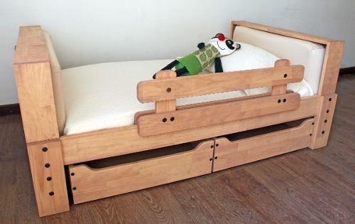 cama para nios growme color nativa en mgv pinterest