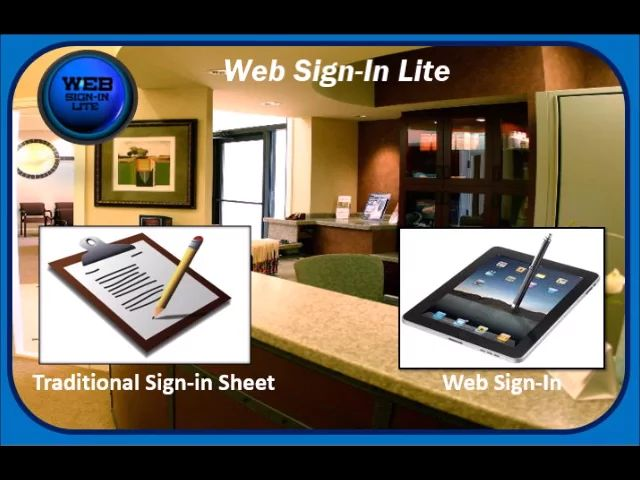 electronic sign in sheet