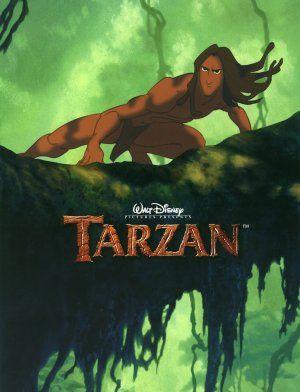 Tarzan, Jane, Clayton,, Pf. Porter, Kerchack, Kala, Tantor, Terk