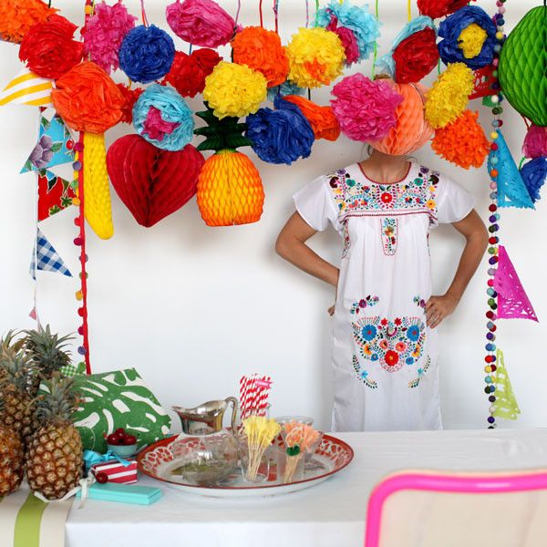 Ordinary Mexican Christmas Party Ideas Part - 8: Fiestas · Mexican DecorationsMexican FiestaMexican PartyFiesta ...
