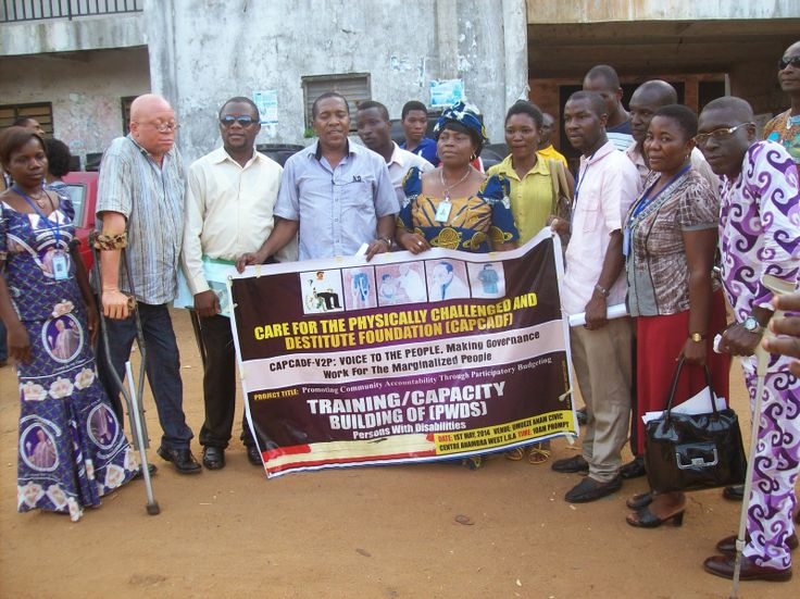 Voice of the people : NGO EMPOWERS Anambra community farmers with a-mult...