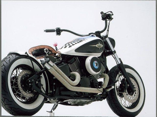 2003 Yamaha V-Star 1100 Custom