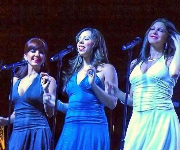 """""""Tony Sacca in Concert"""" Featuring The Sexy Saccettes to appear at CasaBlanca Resort in Mesquite, Nev., Feb. 27"""