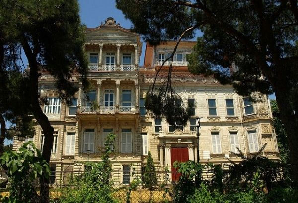 Ragıp Pasha's Historical House / Istanbul