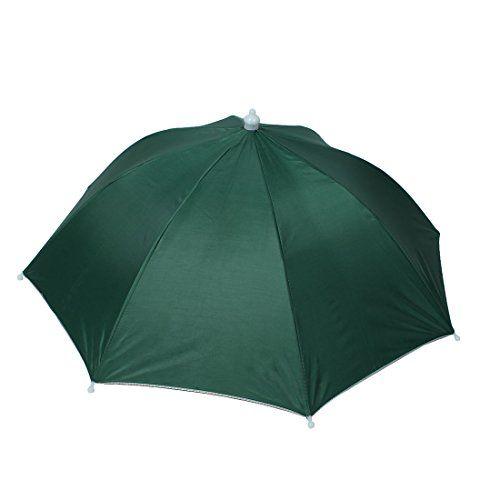 HAOYUXIANG Soleil Créatif Ombre Parapluie,Green
