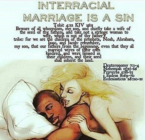 Is interracial dating bad christian