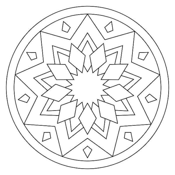 Coloring Pages For Teens Boy In 2020 Mandala Coloring Pages Mandala Coloring Coloring Pages