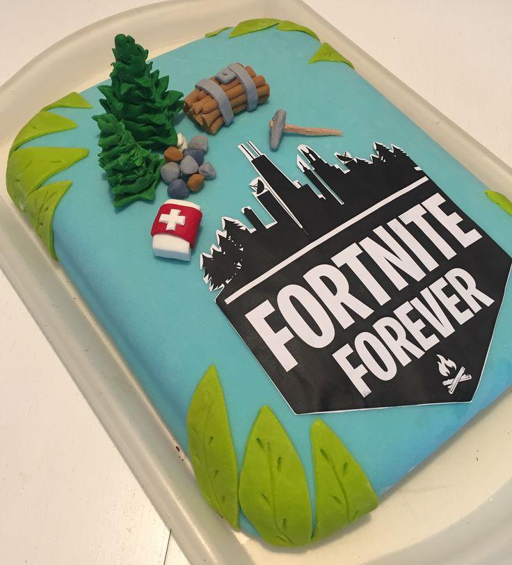 58 idées de Gâteaux fortnite | gâteau fortnite, gateau anniversaire,  fortnite