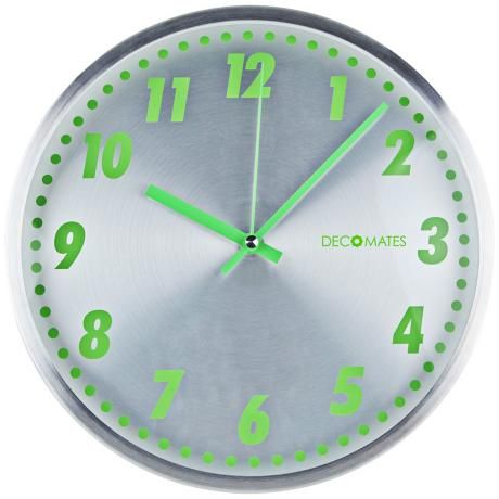 25 Best Ideas About Green Wall Clocks On Pinterest