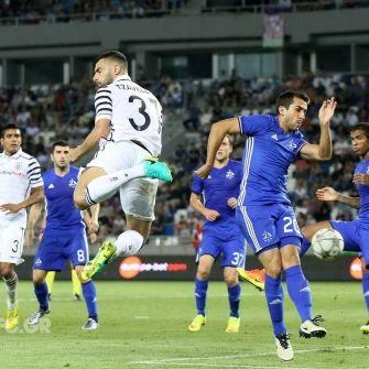 Εικόνες από το Ντιναμό Τιφλίδας-ΠΑΟΚ - PAOKFC