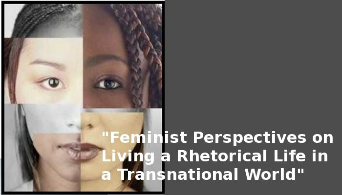 "Episode of ""This Rhetorical Life"": ""Transnational Feminism Panel"""