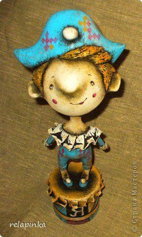 Куклы Папье-маше Я Бумага фото 1