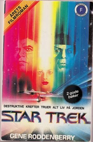 """""""Star trek"""" av Gene Roddenberry"""