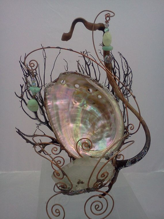 Hey, I found this really awesome Etsy listing at https://www.etsy.com/listing/199229001/magical-miniature-mermaid-throne-chair