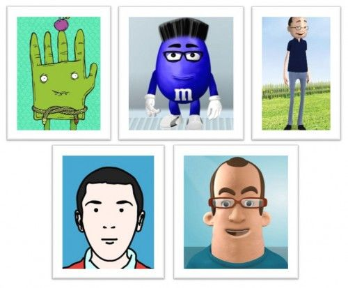 Links to lots of free avatar generators from www.whiteboardblog.co.uk I particularly like clay yourself and the LloydsTSBme ones - Lara