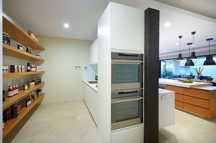 #NewYorkPlatinum #Scullery #Kitchen #Perth #HomeGroupWA #DisplayHomes