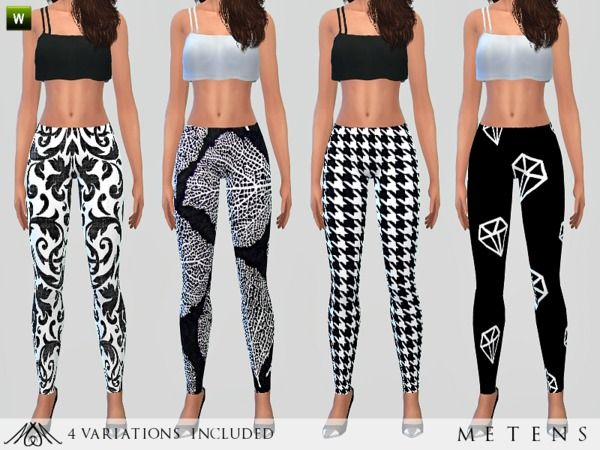 The Sims Resource: Back To Black 2 by Metens • Sims 4 Downloads