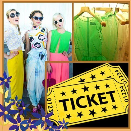 Zaterdag 24 mei Singer Laren C4CVintage & Fashion Fair Laren Twee gratis tickets for Singer Laren!!   http://lnkd.in/dQd7jqu