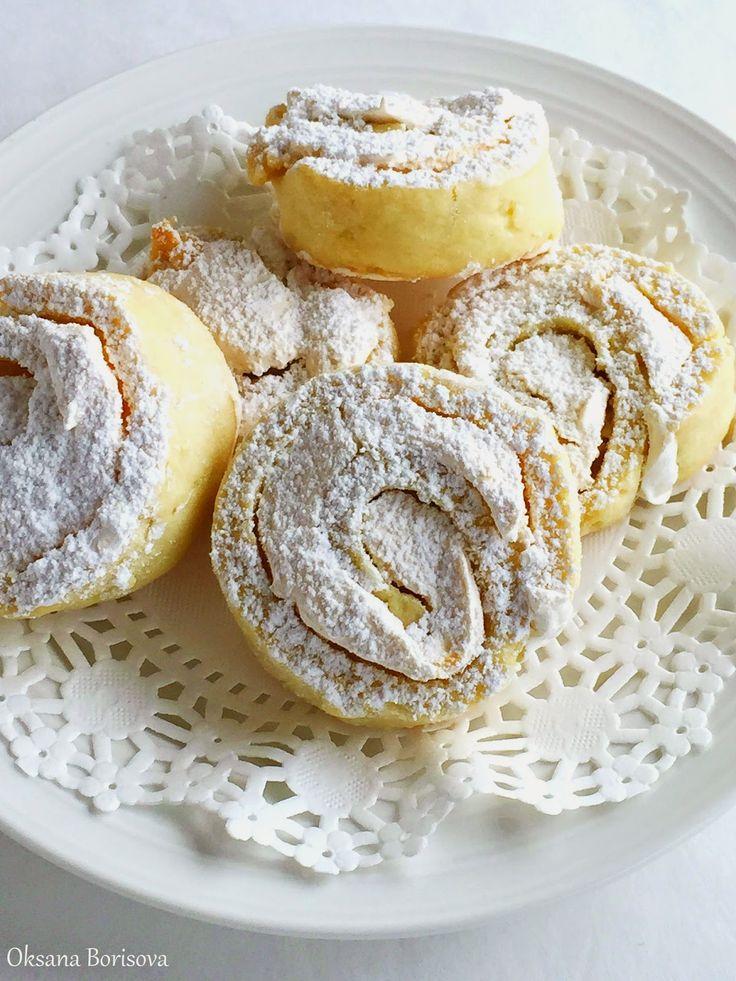 Кулинарные моменты: Финское печенье с безе