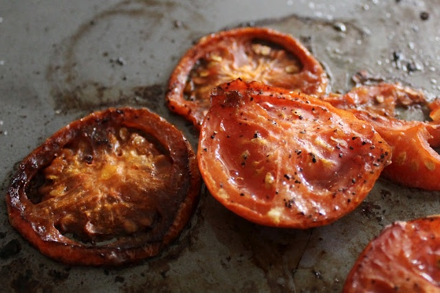 how to make oven roasted tomatoes