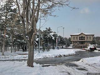 Kayseri Evi (Kış)