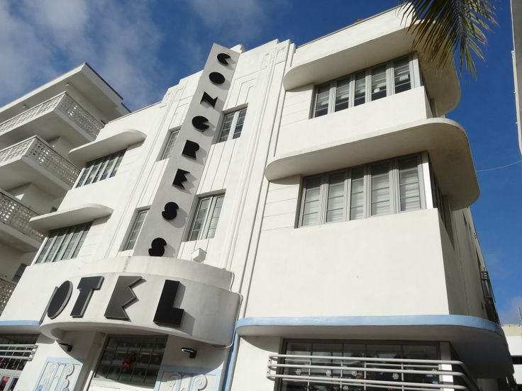 März Kalendermotiv MIAMI South Beach 2015 CONGRESS Hotel im Art Deco District am Ocean Drive, Miami South Beach  http://florida-miami.de/calendar/miami-south-beach-03.html