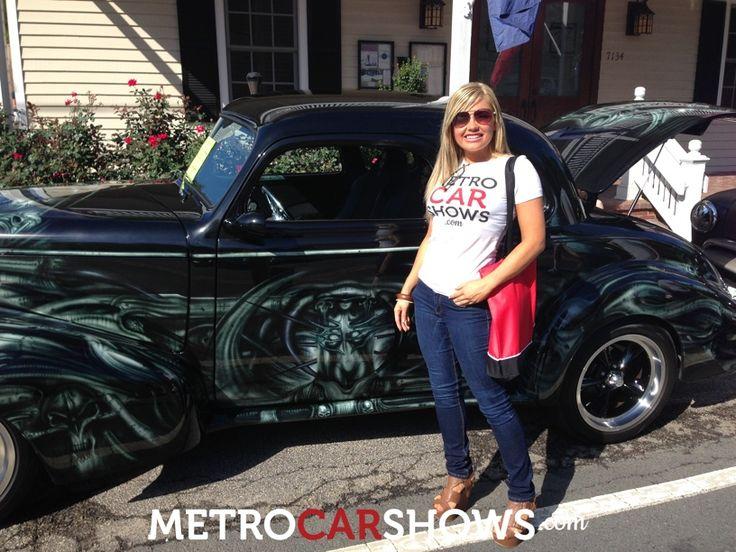 MetroCarShows.com - Clifton, VA Car Show 2014