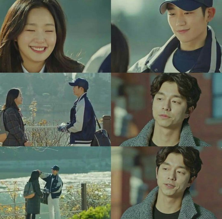 Goblin:The Lonely and Great God Episode 7Choi Tae Hee and Ji Eun Tak