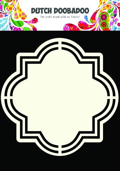 470.713.111 Shape Art Frames Vierkant ornament