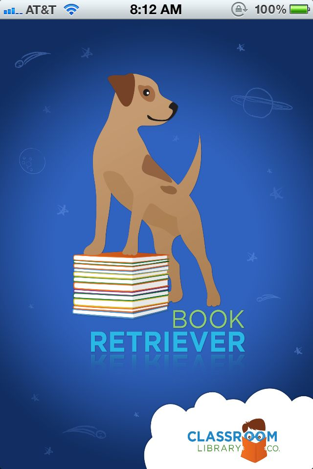 Book Retriever App. This App will allow you to scan your books with your smartphone to help you organize your classroom library as well as give you information on AR, Lexile level, Quided Reading level, and DRA.  Sounds like a cool app to check out!  $.99