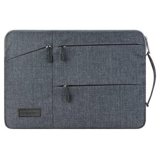 Gearmax 11 12 13 14 15 Laptop Bag 15.6 Men Women Laptop Bag Wool Felt Case For Macbook Air 13 Bags Case for Macbook Pro 13 15