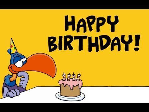 "Ruthe.de - Geier - ""Happy Birthday!"""