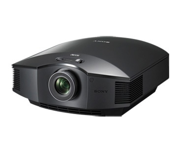 Tadaaa - The new ES Sony 3D projector.