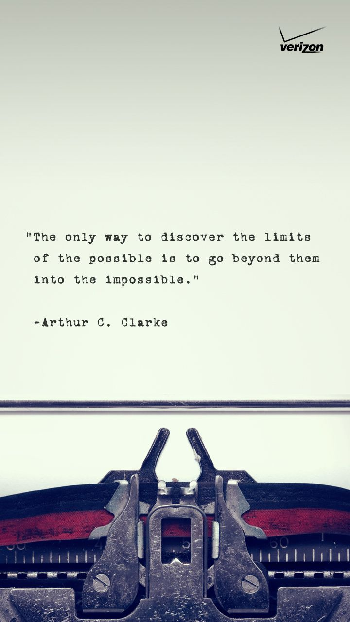 The only limits we have are the ones we place on ourselves. Push your boundaries and the rest will follow.