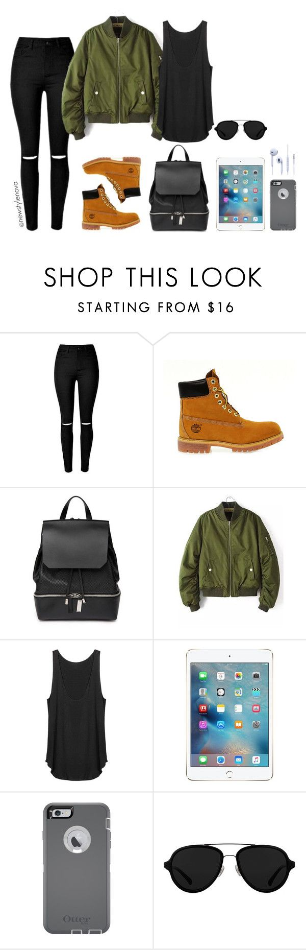 """Untitled #34"" by treno ❤ liked on Polyvore featuring мода, Timberland, COSTUME NATIONAL, OtterBox, 3.1 Phillip Lim, women's clothing, women, female, woman и misses"