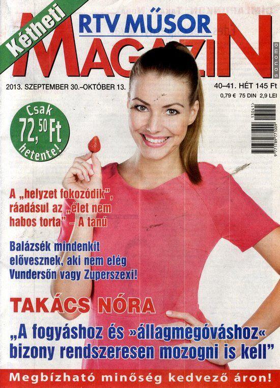 Takács Nóra (2013.09.30.) #TakacsNora