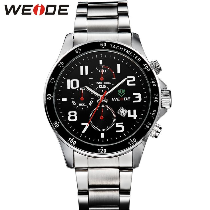 WEIDE mens watches top brand luxury watch automatic srainless steel bracelets 21mm quartz watches business Father's Day gift     Tag a friend who would love this!     FREE Shipping Worldwide     Get it here ---> https://shoppingafter.com/products/weide-mens-watches-top-brand-luxury-watch-automatic-srainless-steel-bracelets-21mm-quartz-watches-business-fathers-day-gift/