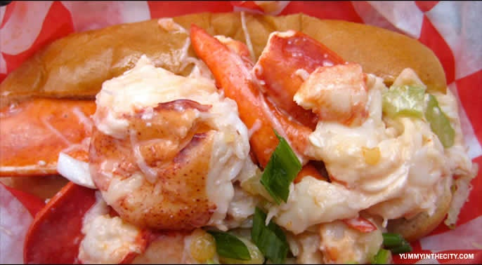 Red Hook Lobster Pound Lobster Roll   Food   Pinterest
