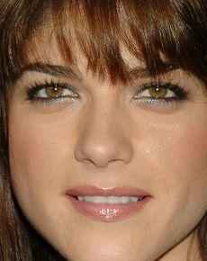 Selma Blair's Face
