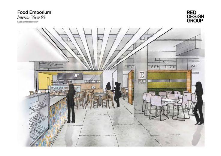 Food Emporium - Red Design Group