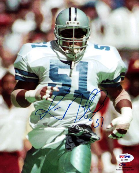 Ken Norton Autographed 8x10 Photo Dallas Cowboys PSA/DNA Houston - TX / Sports Memorabilia online store. If you don't see what you are looking for shoot me an email - GoHardPro2@gmail.com