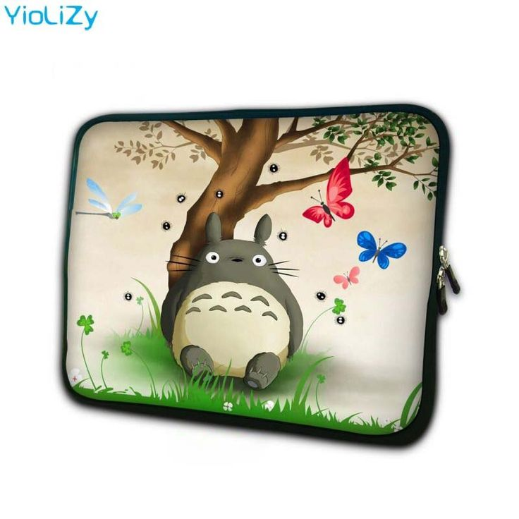 Laptop pouch Kitty Tablet bag Notebook Protective …