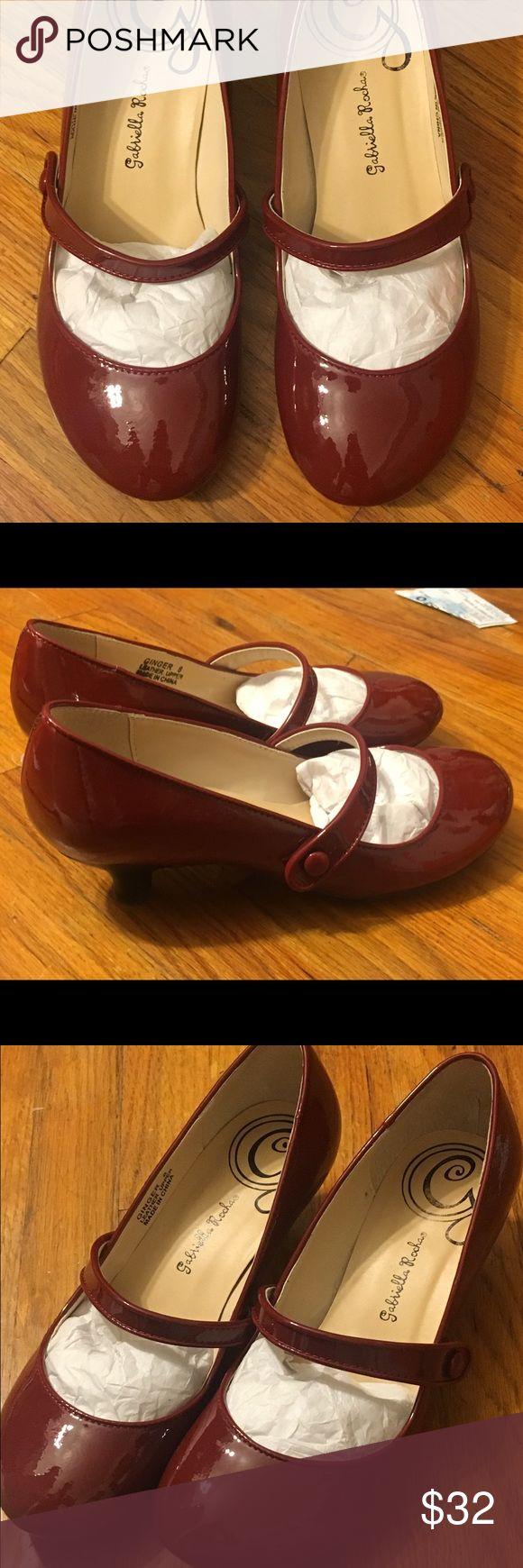 Gabriella Rocha Shoes -red, size8, new gabriella rocha Shoes Heels