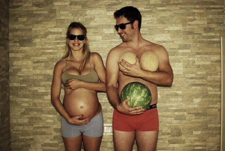 Pregnancy Photo # Expecting # Baby # Funny
