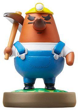 Nintendo amiibo (Animal Crossing) - Mr Resetti $17.95AUD from EB Games