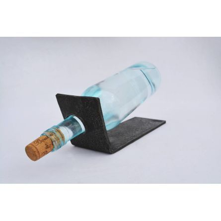 Home :: Place Setting :: Wine Bottle Holder by Armstrong & Carter Ironworks $60